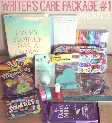 Writer's Care Package