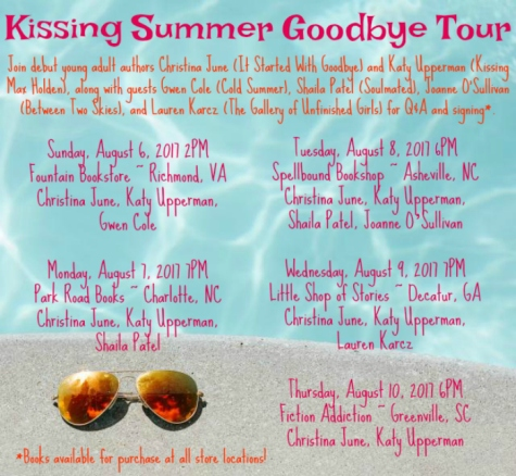 KSG Tour Graphic